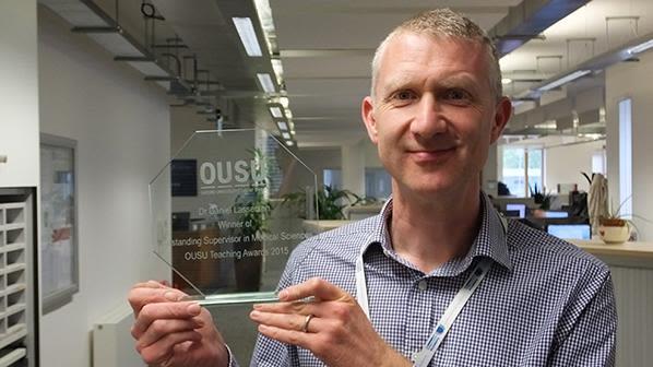Outsanding supervisor in medical sciences named