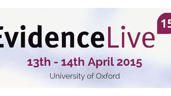 Reflections on evidence live 2015
