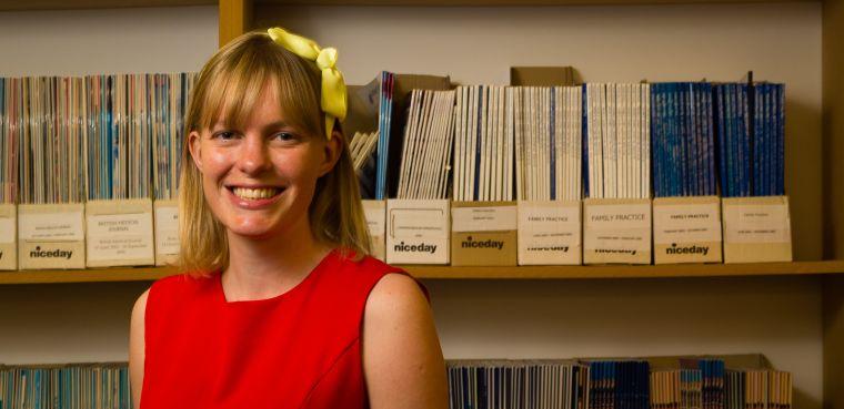 Dr Caroline Jones