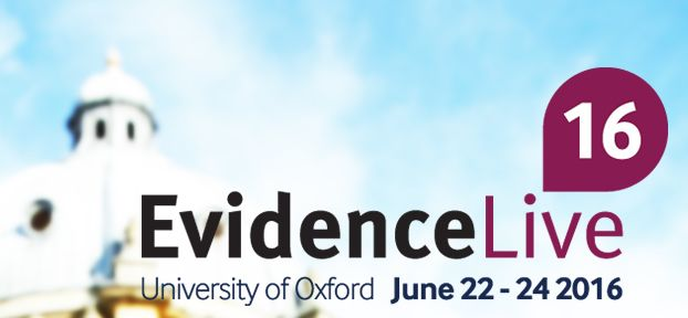 Now in its 5th year Evidence Live 2016 offers an international line-up of world leading speakers whose remit is to stimulate, provoke, entertain and inspire.