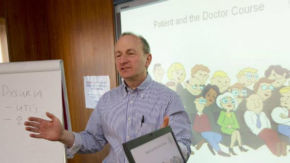 Oxford medical graduates achieve 100 pass rate for mrcgp exams