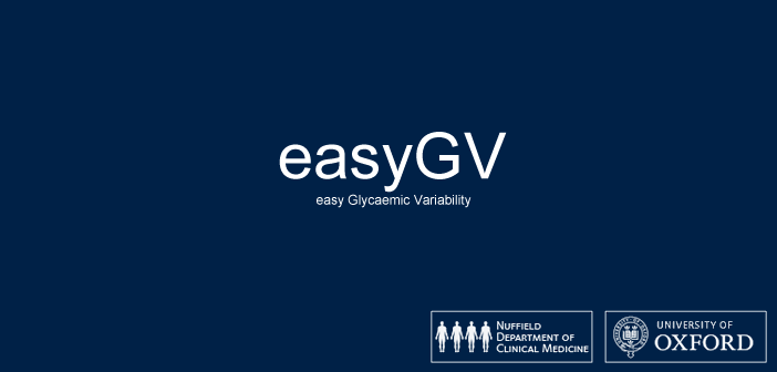 EasyGV — Nuffield Department of Primary Care Health Sciences