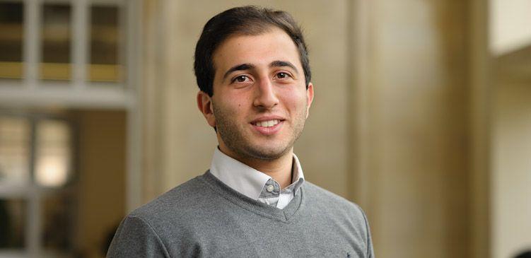 Meet a student - Ali Albasri
