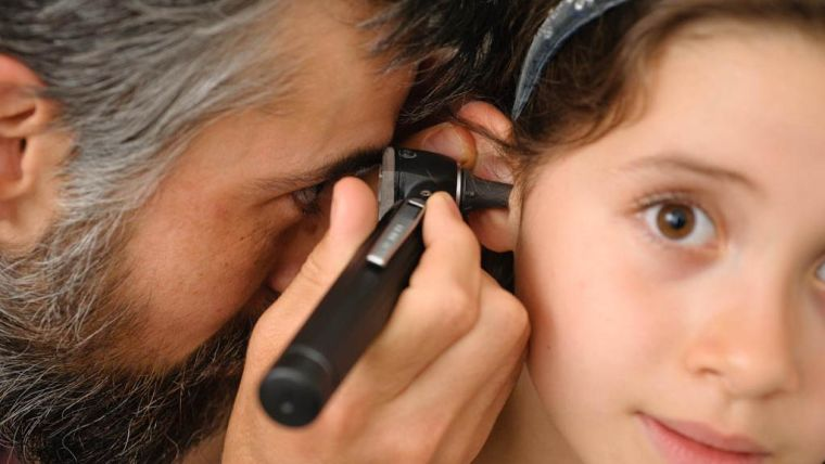 Study finds no evidence of important benefits in 2-8 year olds with prolonged glue ear.