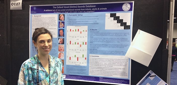 Need emotional sounds for your research presenting a new validated database of non acted vocal sounds