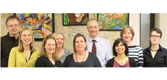 Oxford department of psychiatry is awarded athena swan silver award