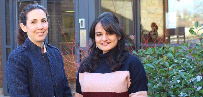 Sana and anya
