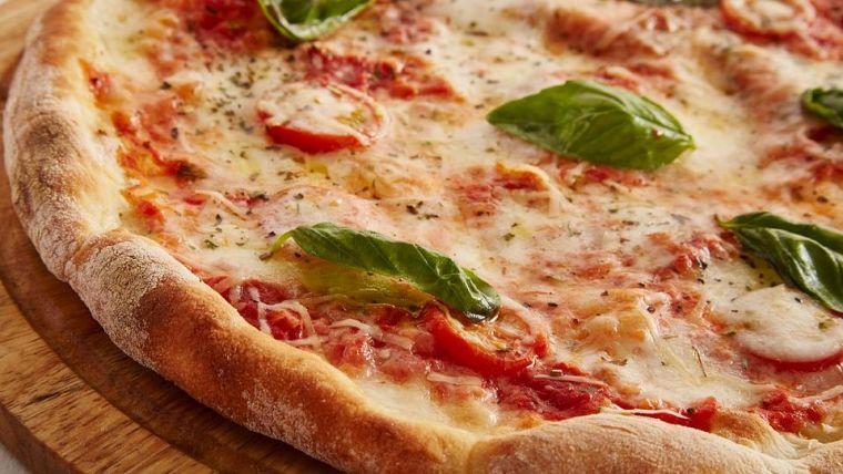 Pizza night at oriel college