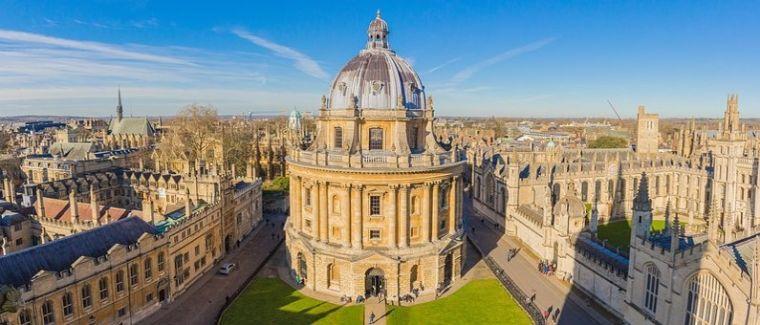 Oxford skyline 3