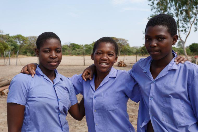 South african teenage girls