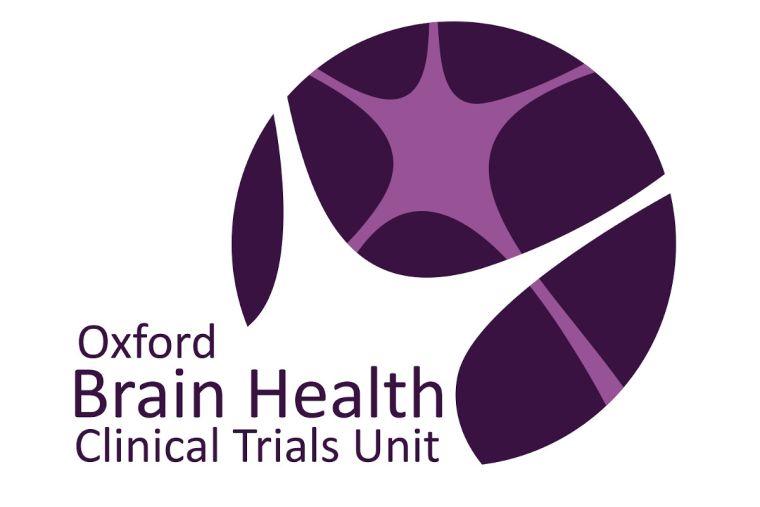 Logo for the Oxford Brain Health CTU