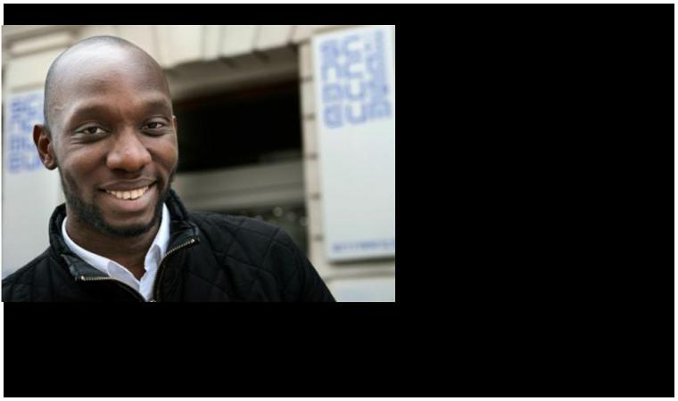 Melvin Mezue, 25, Oxford University DPhil student