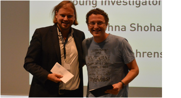 Timothy Behrens wins the annual Young Investigator Award