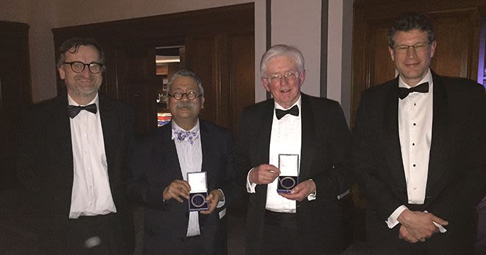 Professor tipu aziz recipient of britains highest neurosurgery honour