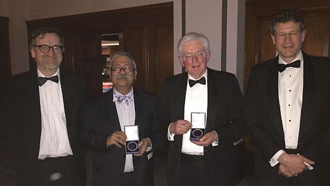 Professor tipu aziz recipient of britains highest neurosurgery honour