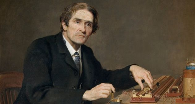 John Scott Burdon-Sanderson (1828-1905) First Waynflete Professor of Physiology
