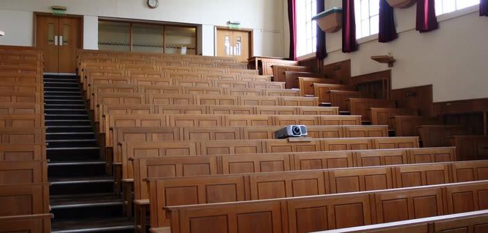 Sherrington Building, Lecture theatre