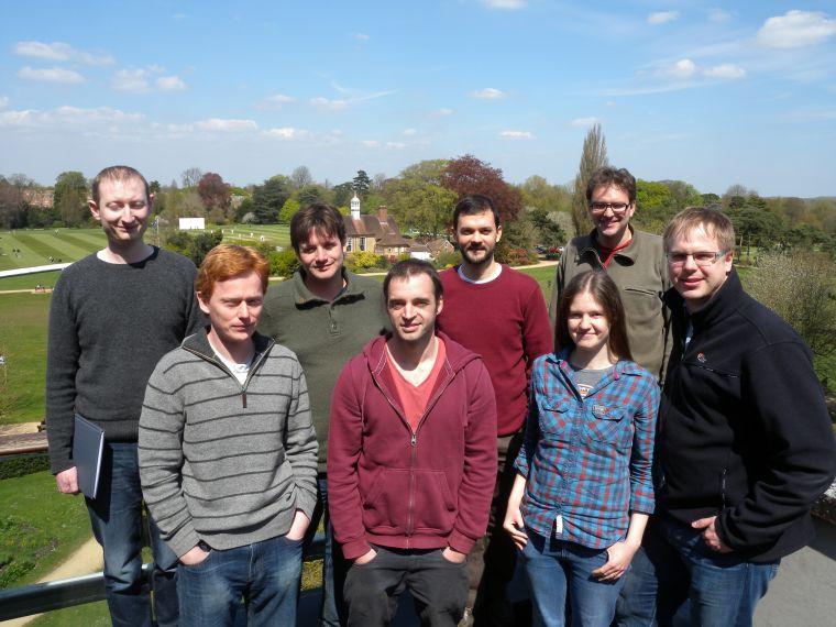 CGAT Team members