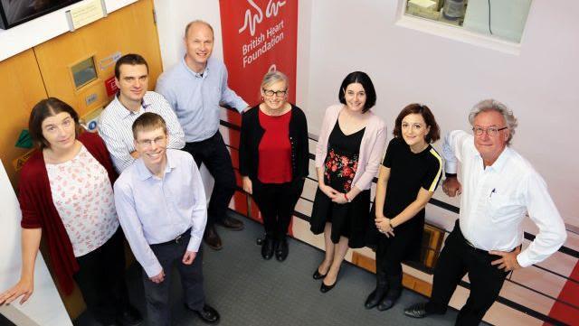 British heart foundation awards ps7 6 million to burdon sanderson cardiac science centre