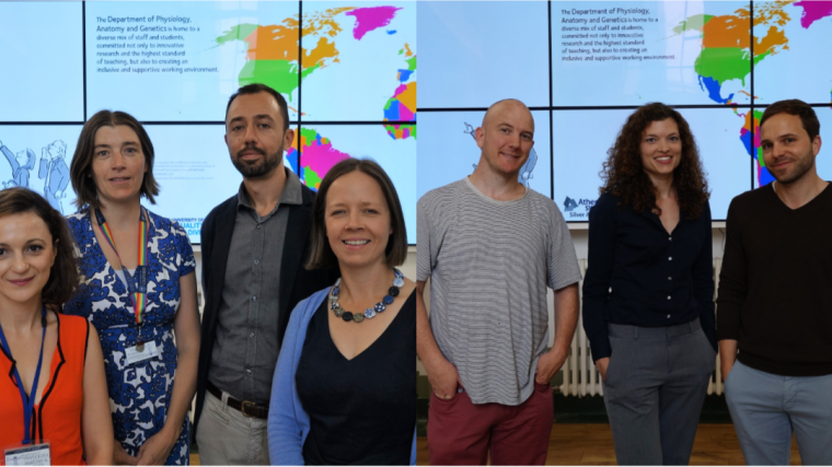 Congratulations to dpags new associate professors and university research lecturers