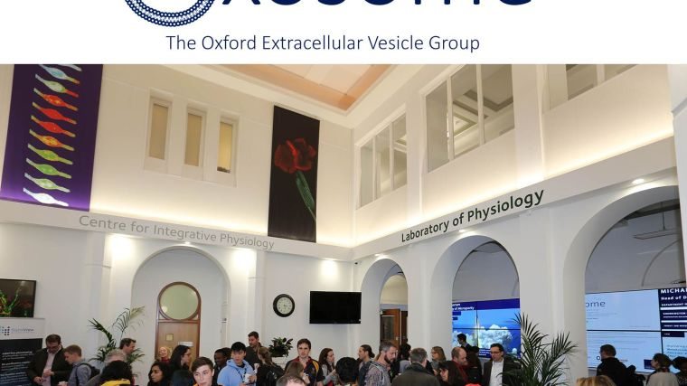 Oxsome meeting 2018 held in dpag