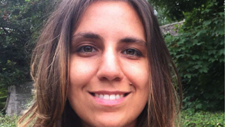 Mariangela panniello nominated for the hello bio lab heroes awards 2018