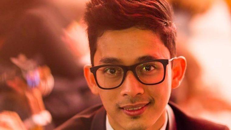 Azrul abdul kadir selected for prestigious ishr travel award