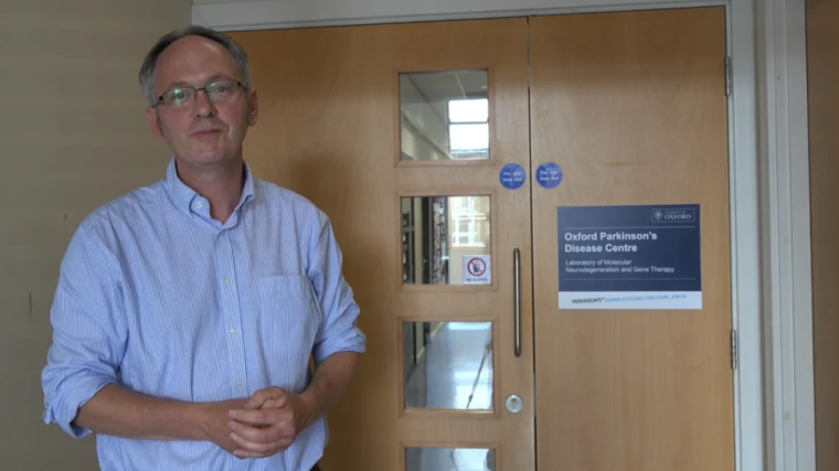 Inside the wade martins lab for world parkinsons day