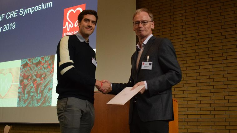 Dpag members shine at the oxford bhf cre annual symposium 2019