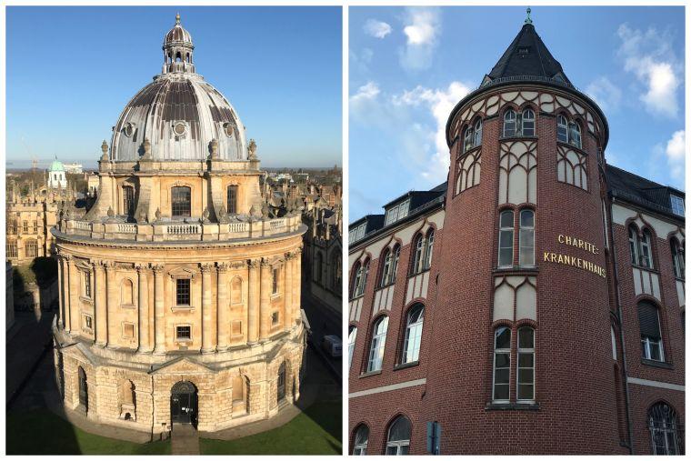 Oxford berlin symposium buildings