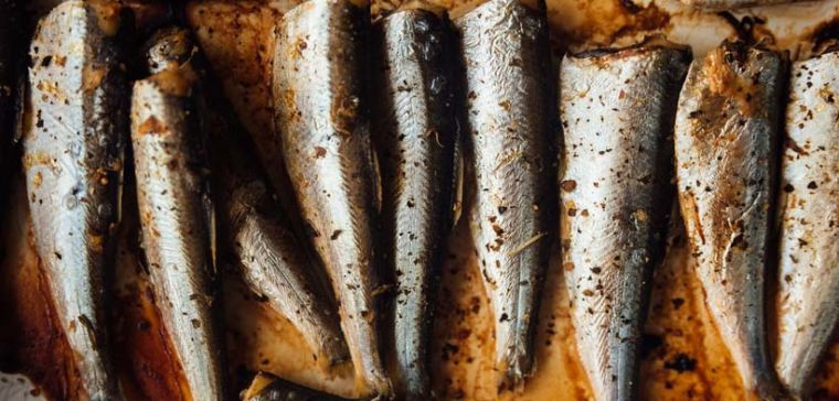 Nordic diet herring