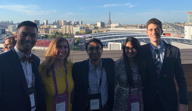 Rdm researchers make a splash at european society of cardiology conference 4