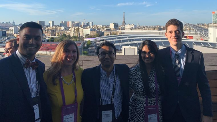 Rdm researchers make a splash at european society of cardiology conference