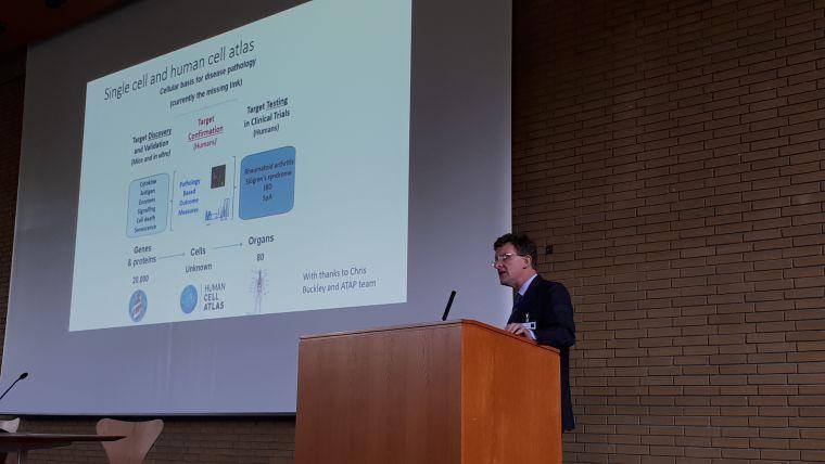 Prof Duncan Richards: Keynote Speaker