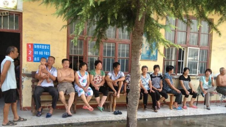 Crossing continents 2013 the china kadoorie biobank