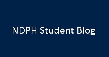 Student blog 1