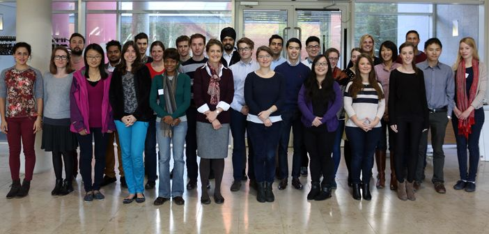 MSc and DPHil students - 2014
