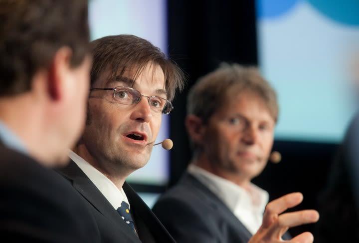 Martin Landray at The Big Data Biomedicine Conference 2014