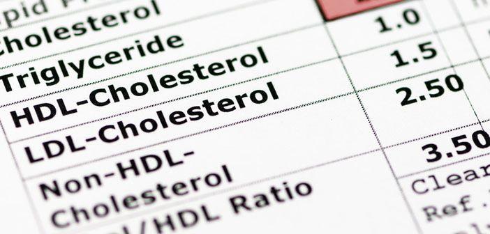 Cholesterol report