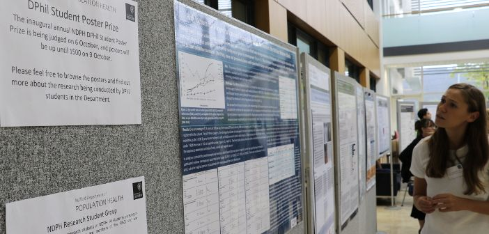 Dphil posters