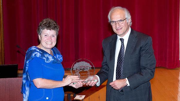 Kathryn wood wins 2017 starzl prize