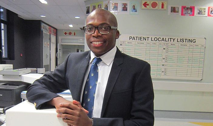 Dr Tinashe Chandauka, who will be pursuing a DPhil in Surgical Sciences at Oxford University, has been named in the 200 Young South Africans 2016 list.