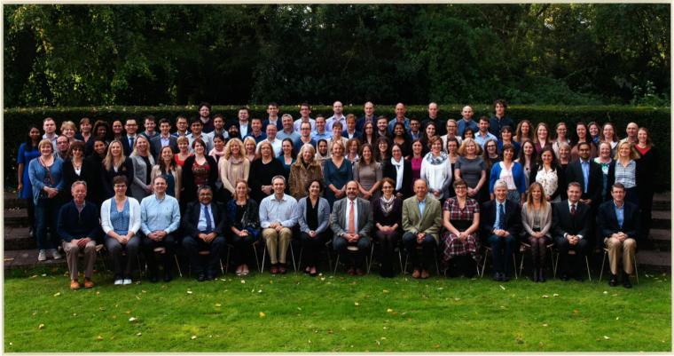Departmental staff photo 2015