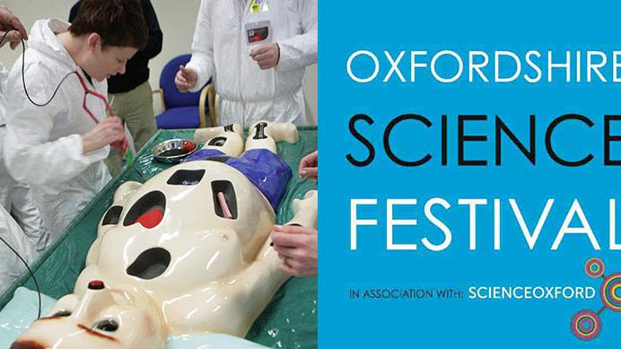 Get hands on at oxfordshire science festival