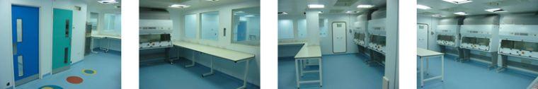 Islet isolation facility