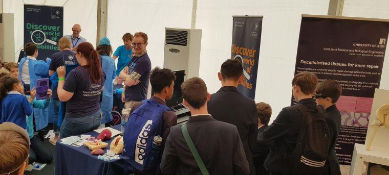 Cheltenham science festival 2