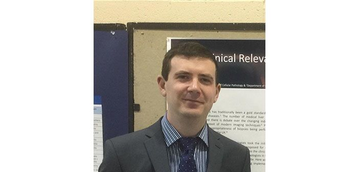 Richard colling elected junior research fellow of kellogg college