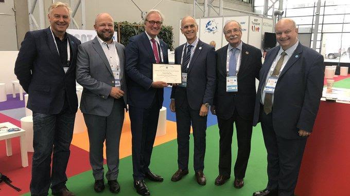 Professor rutger ploeg recognised for lifetime achievements
