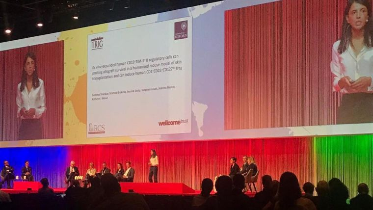 Nds clinical lecturer wins prestigious prize at esot congress