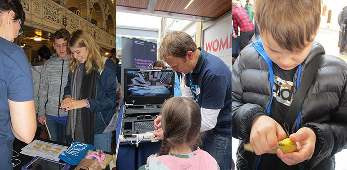 Stimulating young minds at if oxford 1